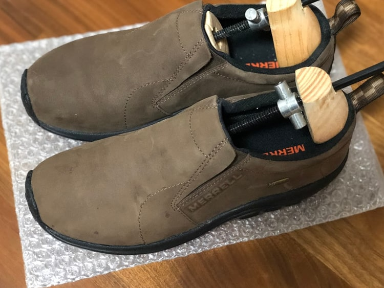 靴が小さい時の対処法!シューズストレッチャーでジャングル